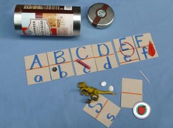 Alphabet Practise