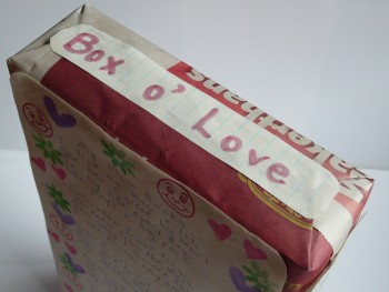 Valentine's Day - Box O' Love Top