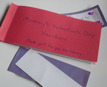 Valentine's Day - Gift Vouchers Cover